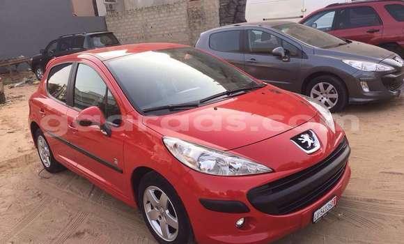Acheter Occasion Voiture Peugeot 207 Rouge à Gueule Tapee Fass Colobane au Dakar