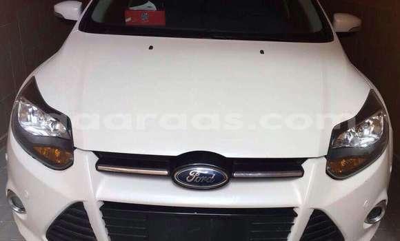 Acheter Occasion Voiture Ford Focus Blanc à Gueule Tapee Fass Colobane au Dakar