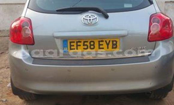 Acheter Occasion Voiture Toyota Auris Gris à Gueule Tapee Fass Colobane au Dakar