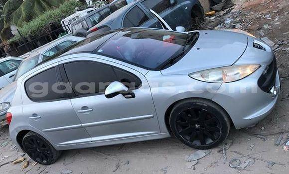 Acheter Occasion Voiture Peugeot 207 Gris à Gueule Tapee Fass Colobane au Dakar