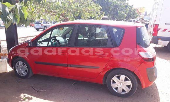 Acheter Occasion Voiture Renault Megane Rouge à Gueule Tapee Fass Colobane au Dakar