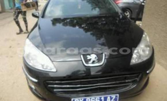 Acheter Occasion Voiture Peugeot 407 Noir à Gueule Tapee Fass Colobane au Dakar