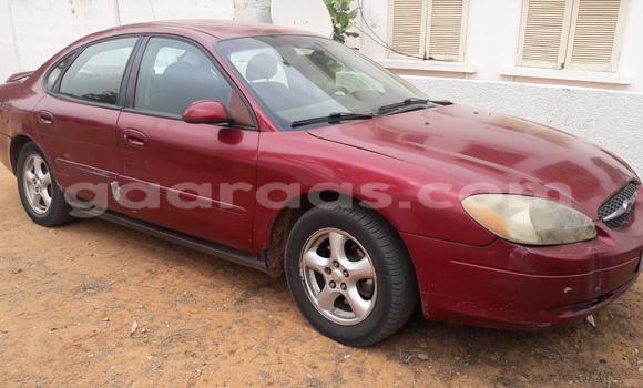 Acheter Occasion Voiture Ford Escape Rouge à Tambacounda au Louga