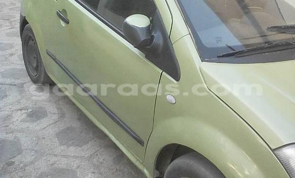 Acheter Occasion Voiture Citroen 2CV Vert à Gueule Tapee Fass Colobane au Dakar