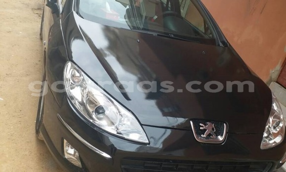Buy Used Peugeot 407 Black Car in Gueule Tapee Fass Colobane in Dakar
