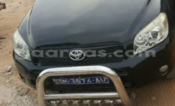 Buy Used Toyota RAV4 Black Car in Gueule Tapee Fass Colobane in Dakar