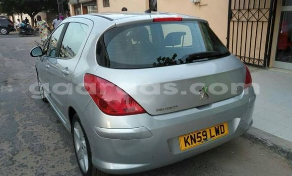 Buy Used Peugeot 308 Silver Car in Gueule Tapee Fass Colobane in Dakar