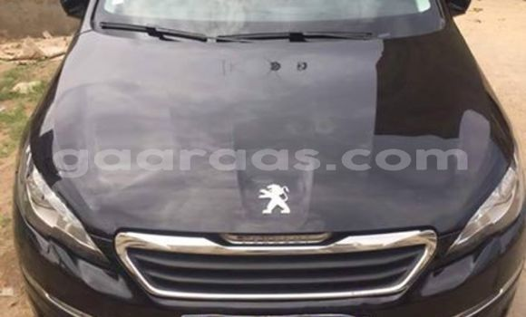 Buy Used Peugeot 308 Black Car in Gueule Tapee Fass Colobane in Dakar