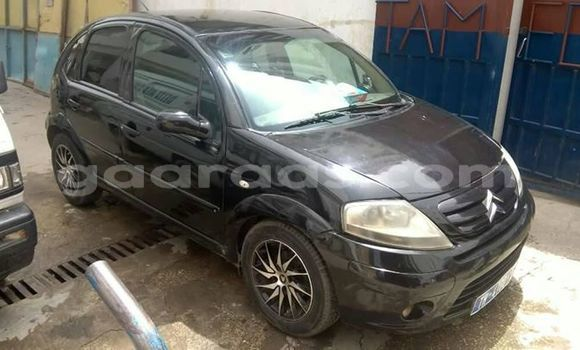 Buy Used Citroen C3 Black Car in Gueule Tapee Fass Colobane in Dakar