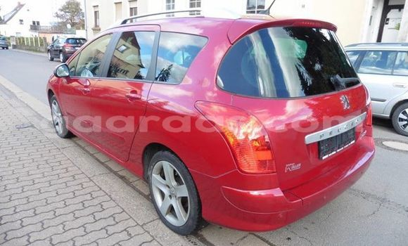 Buy Used Peugeot 308 Red Car in Gueule Tapee Fass Colobane in Dakar