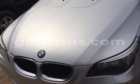 Buy Used BMW 5-Series Silver Car in Gueule Tapee Fass Colobane in Dakar