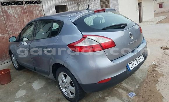 Buy Used Renault Megane Silver Car in Gueule Tapee Fass Colobane in Dakar