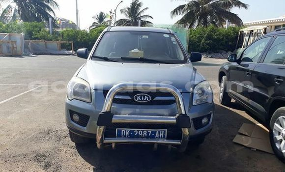 Buy Used Kia Sportage Silver Car in Gueule Tapee Fass Colobane in Dakar