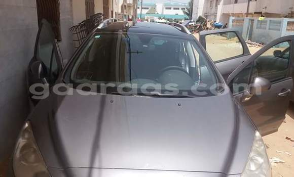 Buy Used Peugeot 308 Silver Car in Mbao in Dakar