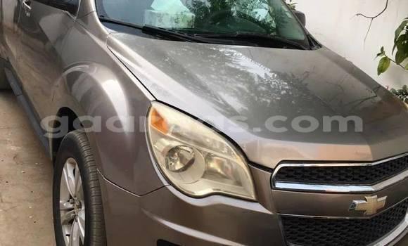 Acheter Occasion Voiture Chevrolet Camaro Gris à Yoff au Dakar