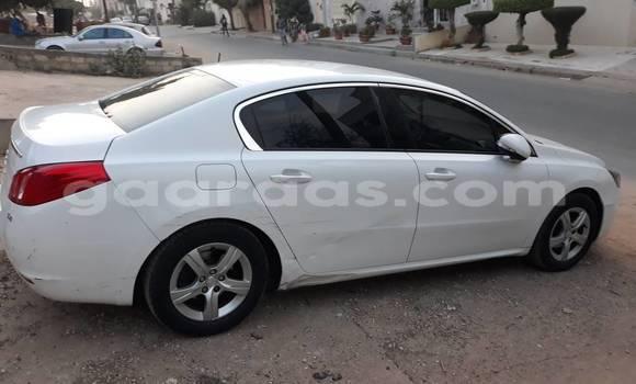 Acheter Occasion Voiture Peugeot 308 Blanc à Gueule Tapee Fass Colobane au Dakar