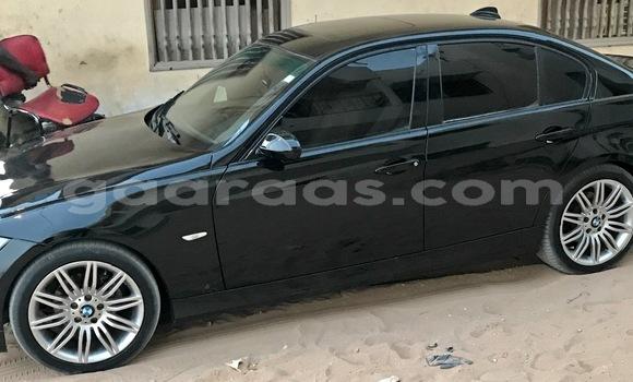 Acheter Occasion Voiture BMW 3-Series Noir à Camberene au Dakar