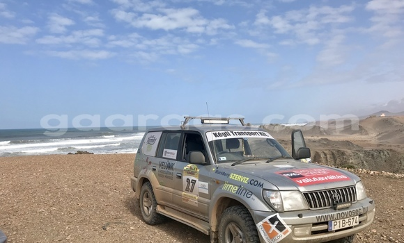 Acheter Occasion Voiture Toyota Land Cruiser Beige à Gueule Tapee Fass Colobane au Dakar