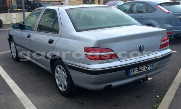 Acheter Occasion Voiture Peugeot 406 Gris à Fatick au Kolda