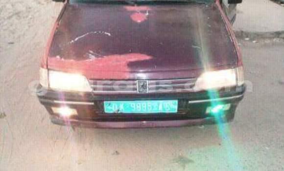 Acheter Occasion Voiture Peugeot 406 Rouge à Pikine Ouest au Dakar