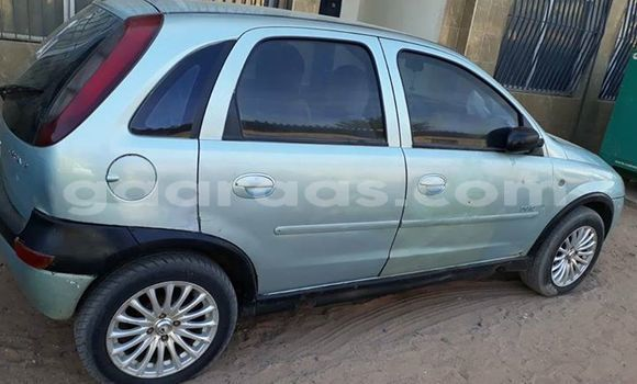 Acheter Occasion Voiture Opel Corsa Gris à Diourbel au Diourbel