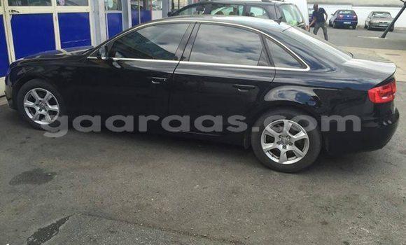 Acheter Occasion Voiture Audi A4 Noir à Golf Sud au Dakar