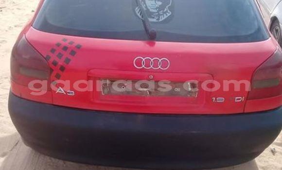 Acheter Occasion Voiture Audi A3 Rouge à Grand Dakar au Dakar