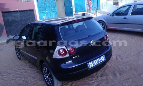 Acheter Occasion Voiture Volkswagen Golf Noir à Thiès au Thiès