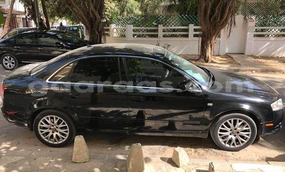 Acheter Occasion Voiture Audi A4 Noir à Grand Dakar au Dakar