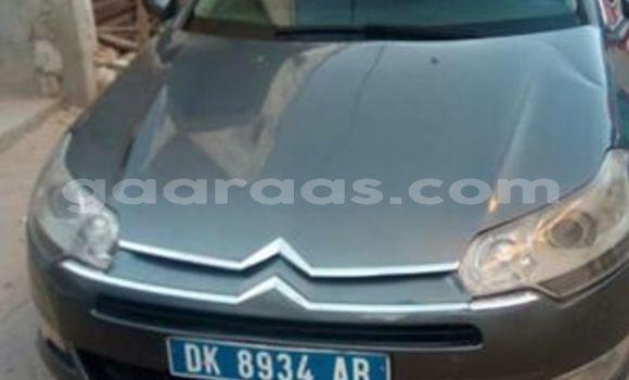 Acheter Occasion Voiture Citroen C5 Gris à Grand Dakar au Dakar