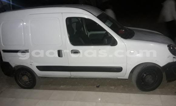 Acheter Occasion Voiture Renault Kangoo Blanc à Ouakam au Dakar
