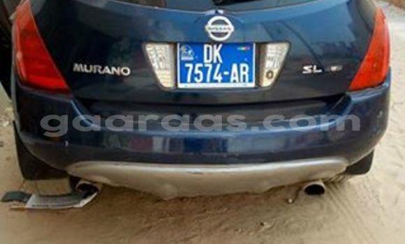 Acheter Occasion Voiture Nissan Murano Bleu à Grand Dakar au Dakar
