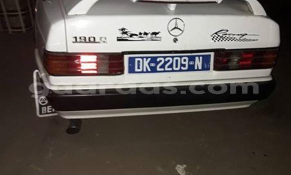 Acheter Occasion Voiture Mercedes‒Benz 190 Blanc à Grand Dakar au Dakar