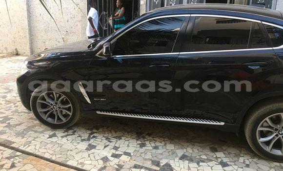 Acheter Occasion Voiture BMW X6 Noir à Grand Dakar au Dakar