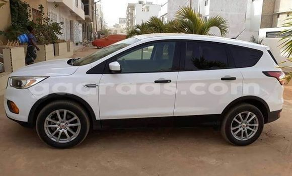 Acheter Occasion Voiture Ford Escape Blanc à Grand Dakar au Dakar