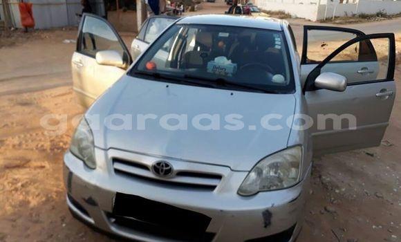 Acheter Occasion Voiture Toyota Corolla Gris à Grand Dakar au Dakar