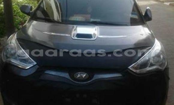 Acheter Occasion Voiture Hyundai Veloster Gris à Touba au Diourbel
