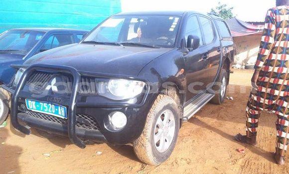 Acheter Occasion Voiture Mitsubishi L200 Noir à Grand Dakar au Dakar