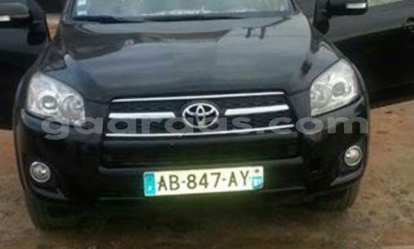 Acheter Occasion Voiture Toyota RAV4 Noir à Grand Dakar au Dakar