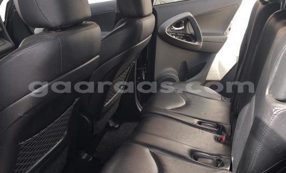 Acheter Occasion Voiture Toyota RAV4 Noir à Ouakam au Dakar