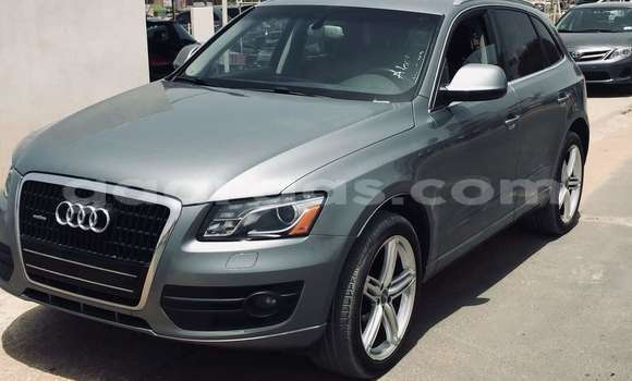 Acheter Occasion Voiture Audi Q5 Gris à Grand Dakar au Dakar
