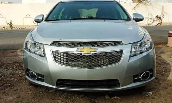 Acheter Occasion Voiture Chevrolet Cruze Gris à Keur Massar au Dakar