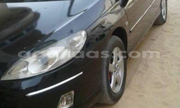 Acheter Occasion Voiture Peugeot 407 Noir à Grand Dakar au Dakar