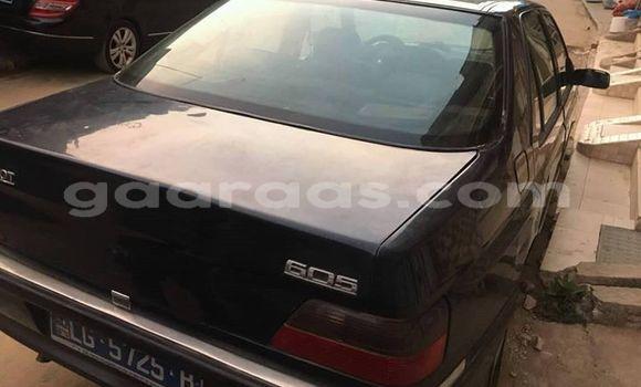 Acheter Occasion Voiture Peugeot 605 Noir à Grand Dakar au Dakar