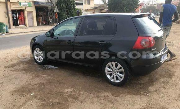 Acheter Occasion Voiture Volkswagen Golf Noir à Grand Dakar au Dakar
