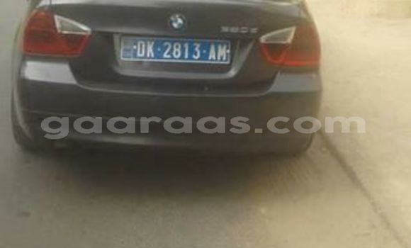 Acheter Occasion Voiture BMW 3-Series Noir à Grand Dakar au Dakar