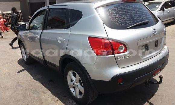 Acheter Occasion Voiture Nissan Qashqai Gris à Grand Dakar au Dakar