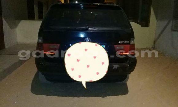 Acheter Occasion Voiture BMW X5 Noir à Grand Dakar au Dakar