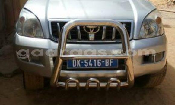 Acheter Occasion Voiture Toyota Land Cruiser Prado Gris à Grand Dakar au Dakar
