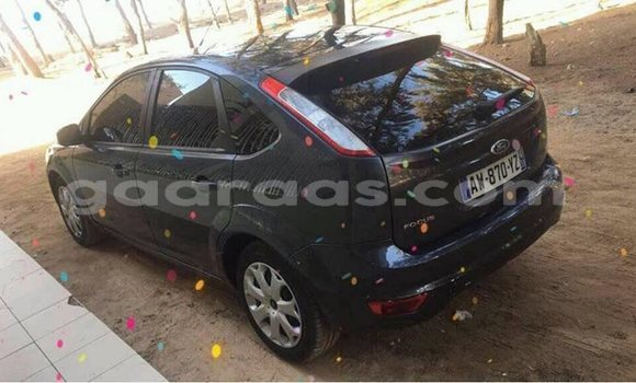 Acheter Occasion Voiture Ford Focus Noir à Grand Dakar au Dakar